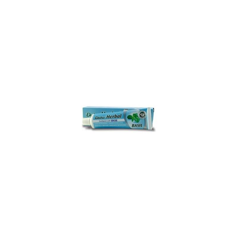 Zubní pasta Dabur Herbal Basil
