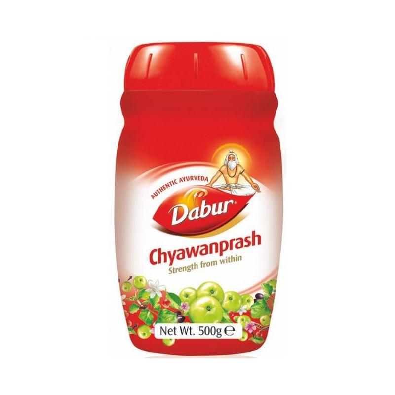 Ajurvédský bylinný elixír Dabur Chyawanprash