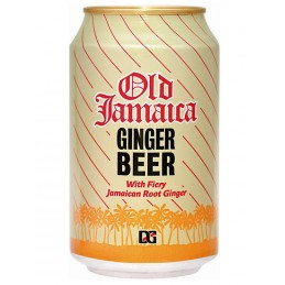 Old Jamaica Ginger beer soda 300 ml