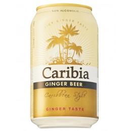 Zázvorová limonáda Caribia 330 ml
