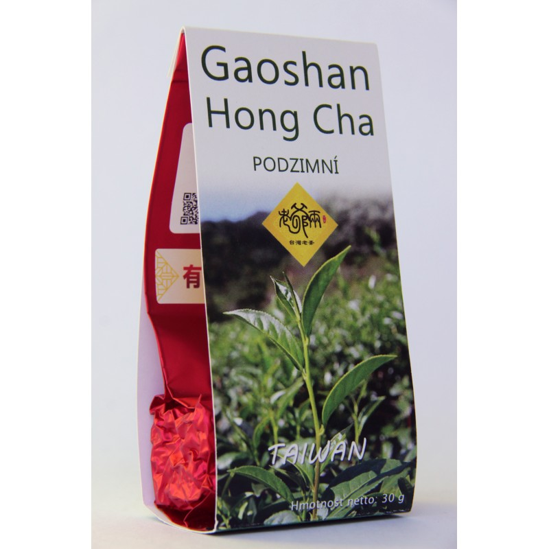 Gaoshan Hong Cha 30 g